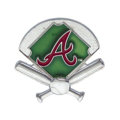MLB Atlanta Braves Field Pin