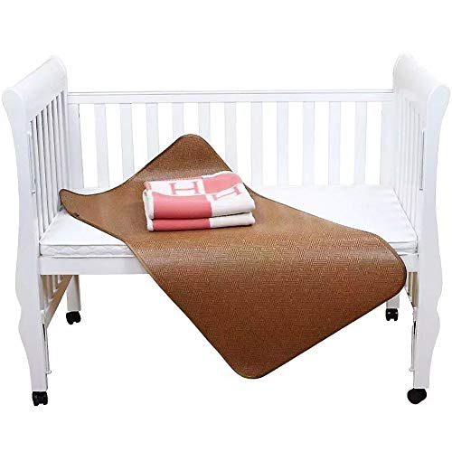 Dyr Baby Summer Sleeping Mat Child Rattan Mat Ultra Soft Cool Bedding Good Air Permeability Mattress J 160x80cm 63x31inch