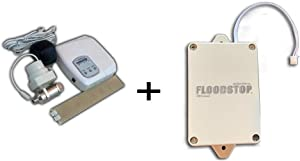 FloodStop for Dishwasher/Toilet/Water Filter FS 3/8-C v4 w/WiFi Module