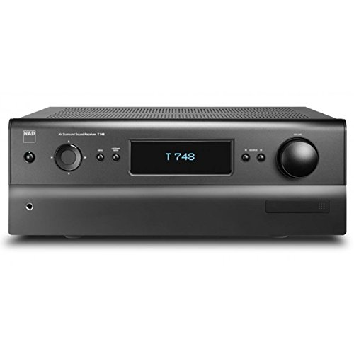NAD - T 748 v2 Surround Receiver (Audio Upc Analog)