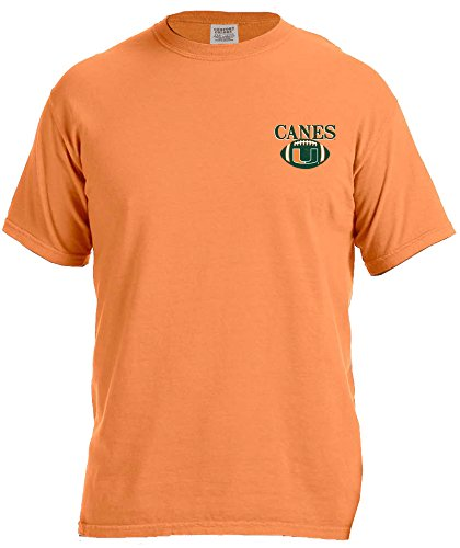 NCAA Miami Hurricanes Vintage Football Short Sleeve Comfort - Miami Hurricanes Jersey Baseball