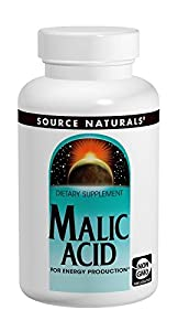 Source Naturals Malic Acid for Energy Production