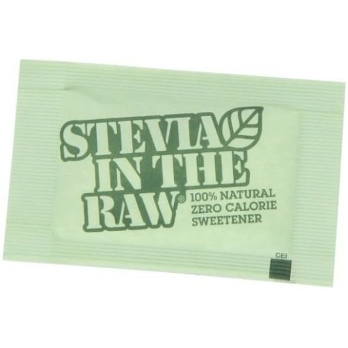 Stevia in the Raw Sweetener Packets, 1 Gram - 2000 per case.