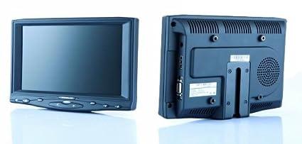 WONDLAN tipo de 7 pulgadas un monitor LCD de HD para Fotografía de ...