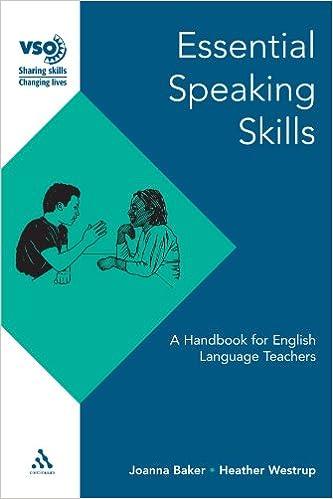 Book Essential Speaking Skills