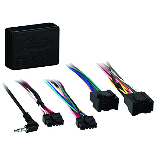 AXXESS XSVI-2104-NAV - NAV Interfaces - 06-UP GM LAN W/ RAP ACC & NAV OUTPUTS
