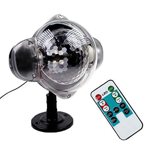 Projector Low Voltage Mini (Mini Snow Light LED Outdoor Waterproof Snowflake Project Light Effect Light Christmas Decoration Light Lawn Landscape Light)