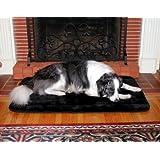 "Precision Pet SnooZZy Sleeper Bed, Medium 3000, 30"" x 19"", Black"