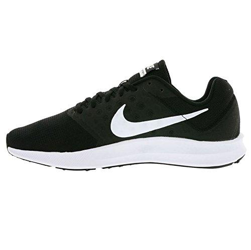 Nike Mens Downshifter 7 Löparsko Svart / Vit / Antracit