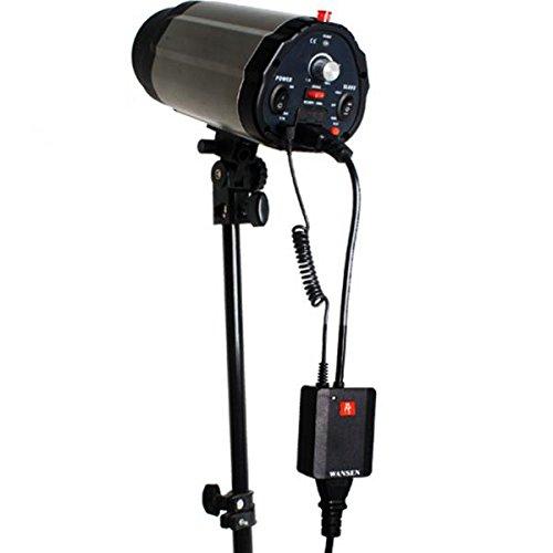 MagiDeal AC-04 4Channels Radio Inal/ámbrico Flash Disparador Remoto Receptor para C/ámara R/éflex Digital Durable Accesorios