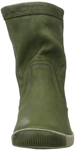 Sandali Da Donna Iggy269sof Softinos Lavato Verde (verde Bosco)