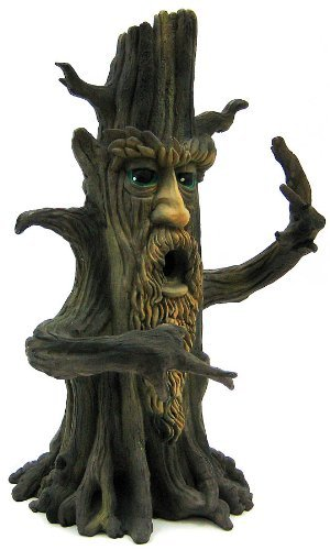 (Zeckos `Tree Man` Incense Tower Burner LOTR Green Man)