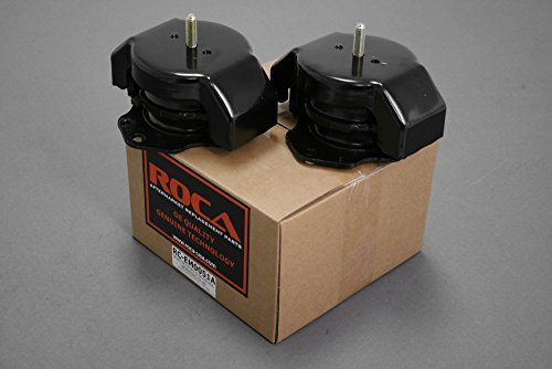 ROCA Replacement Part - Mitsubishi Montero 2001-2006 / Montero Sport 2000-2004 2WD/4WD Engine Mount Only DS+PS - Montero Engine