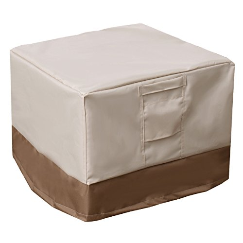 unbrand Waterproof Outdoor Veranda Air conditional Cover Square Furniture Protection from unbrand