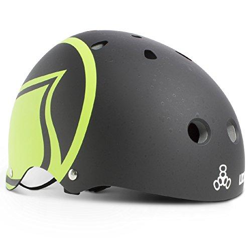 Liquid Force 2017 Hero (Black/Green) Wakeboard Helmet