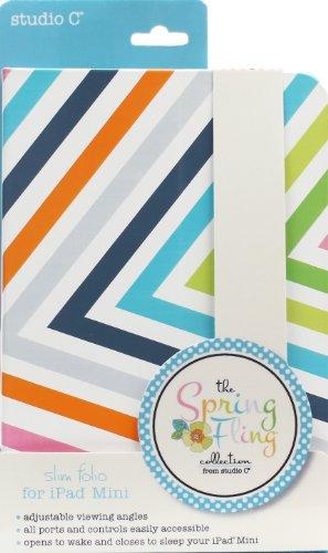 Studio C Spring Fling Collection Slim Folio for iPad mini (96118)