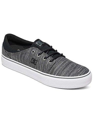 DC Shoes Trase TX SE - Zapatillas bajas para hombre Multi-Couleurs - Black/Grey/Grey