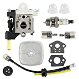 for Zama RB-K75 Carburetor Carb fits ECHO GT200 GT201i HC150 HC151 PE200 PE201 PPF210 PPF211 SRM210 SRM211 Trimmer/Brushcutter