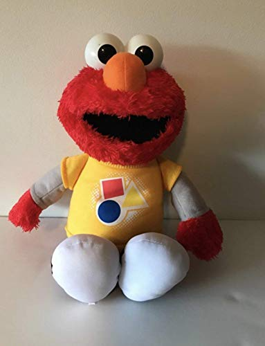 3 lbs washable weighted buddy Elmo Weighted stuffed animal