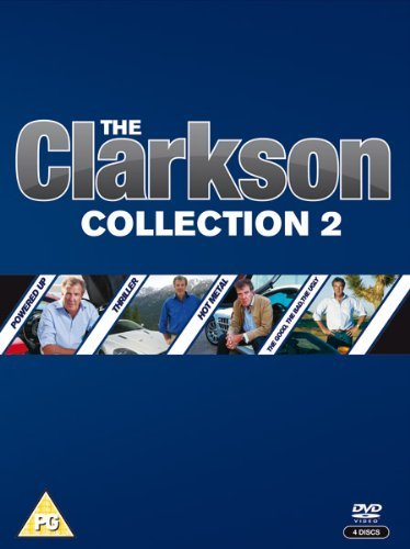 The Clarkson Collection 2 [Powered Up / Thriller / Hot Metal / The Good, The Bad, The Ugly] [DVD] (Clarkson The Good The Bad The Ugly)