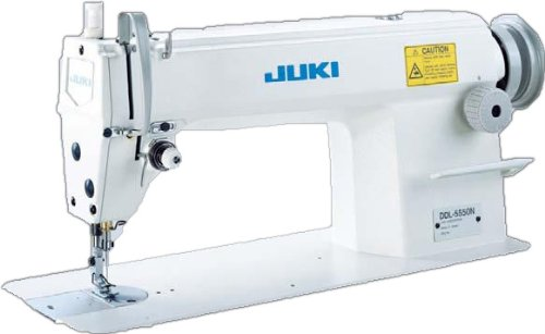 Juki DDL-5550 LockStitch Industrial Sewing Machine table,servo motor,lamp,Made in Japan DIY