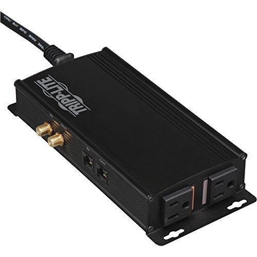 HT500PC - Tripp Lite - HT500PC Isobar Audio/Video Line Conditioner 1440W 5100J 110V AC (Line Lite Conditioner Tripp)
