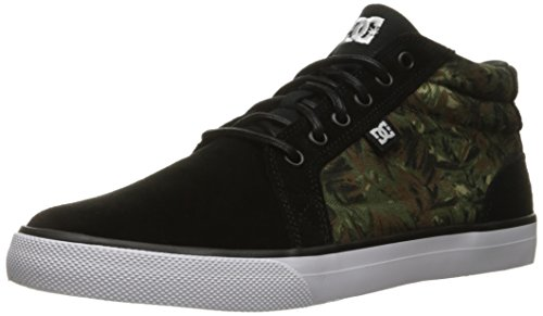 DC Shoes Council Mid SE Herren US 8 Schwarz Skateschuh UK 7 EU 40.5