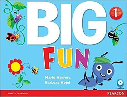 (Big Fun 1 Student Book with CD-ROM)