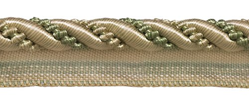 (9 Yard Value Pack Large Olive Green, Champagne 7/16