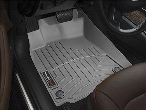 WeatherTech - 460031 - 2000 - 2006 Chevrolet Suburban Grey 1st Row (Grey 1st Row)