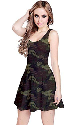 CowCow - Vestido - para mujer verde claro