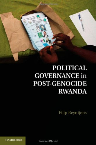 Download Political Governance in Post-Genocide Rwanda ebook