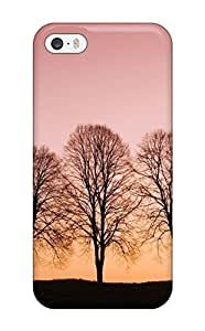 Tpu Fashionable Design Tree Rugged Case Cover For Iphone 5/5s New
