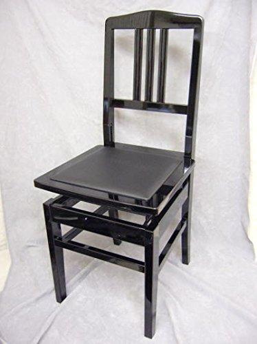 気質アップ 日本製 5K-BLK/甲南 日本製 トムソン椅子 NO.5タイプ【特注】 座部シートブラック仕様(吉澤 5K-BLK/甲南 トムソン椅子 NO5-NEW-BLK)B006ZH5G1U, 七宗町:e15eb919 --- a0267596.xsph.ru