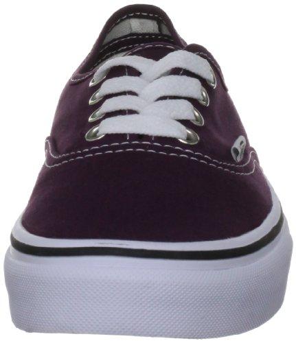 Vans U AUTHENTIC BLACKBERRY WINE - Zapatillas de lona unisex (blackberry wine)