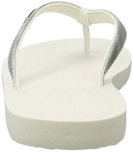 Esprit Alice Dreamer, Mules para Mujer Blanco (White)