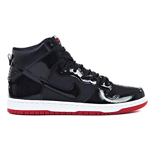 Nike SB Zoom Dunk High TR QS 'Bred' Size: 9
