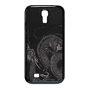 Samsung Galaxy S4 9500 Cell Phone Case Black Parson's Dragon LSO7731779