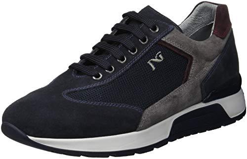 Infilare Giardini Uomo Blue Blu T Nero Colorado Camo 200 Sneaker Wave xSqURgBwY