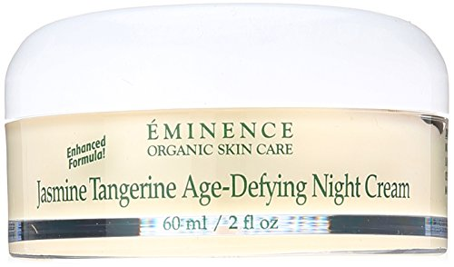 Eminence Jasmine Tangerine Age Defying Night Cream, 2 Ounce