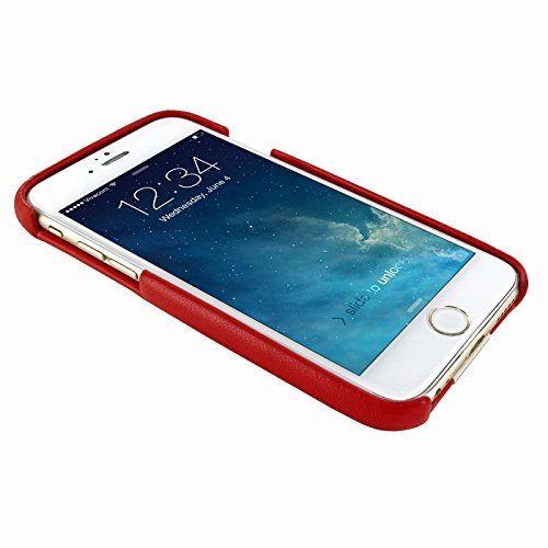 Piel Frama 683COR PIELFRAMA 683COR Crocodile für Apple iPhone 6 in rot