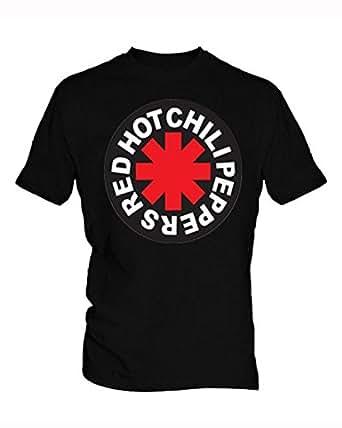 Red hot Chili Pepper 6 Black Men's T-Shirt