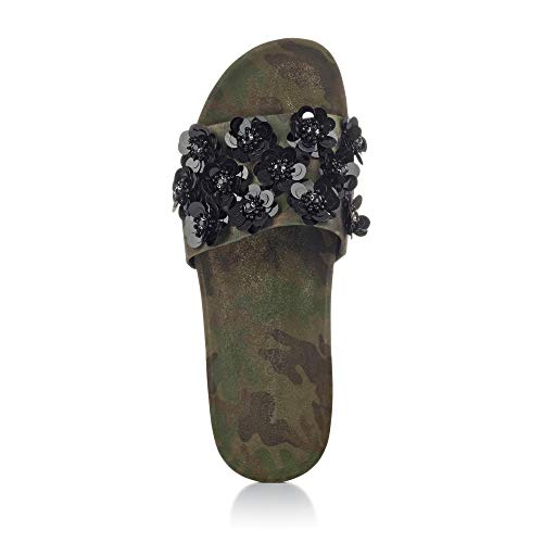 Zoccoli Camouflage Donna Kennel amp; Schmenger Laos aqEUw