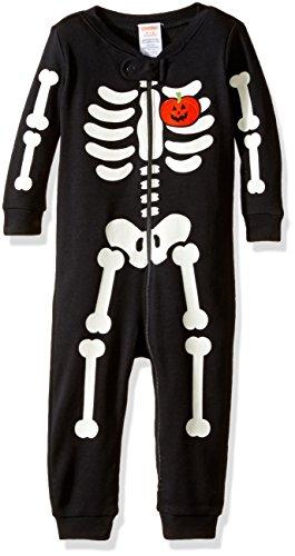 Gymboree Baby/Toddler Boys' Sleeper Pajamas,Skeleton,3-6 Months