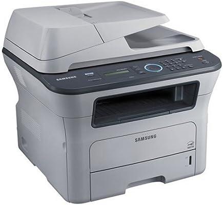 Samsung SCX-4824FN Impresora multifunción láser Blanco y Negro ...