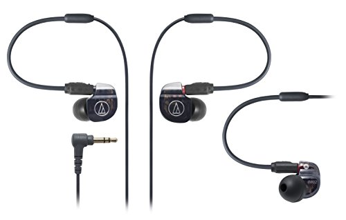 Audio Technica ATH-IM02 SonicPro Balanced In-Ear Monitor Headphones by Audio-Technica