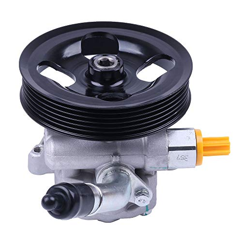 ECCPP 20-1039 Power Steering Pump Power Assist Pump Fit for 2012 2013 2014 2015 2016 2017 Jeep Wrangler