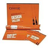 Clearprint 1000H Design Vellum Roll, 16 Lb., 100% Cotton, 36 Inches W x 100 Yards Long, 1 Each (10101153)