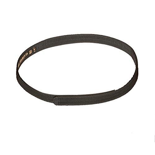 Tac Shield Inner Duty Belt - Outer Velcro Hook Black, 1.5