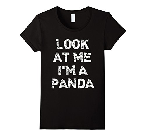 Homemade Panda Costume (Womens